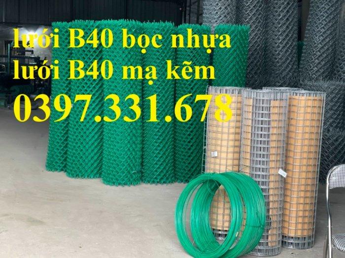 Nơi mua lưới B40 bọc nhựa giá rẻ tại Hà Nội5