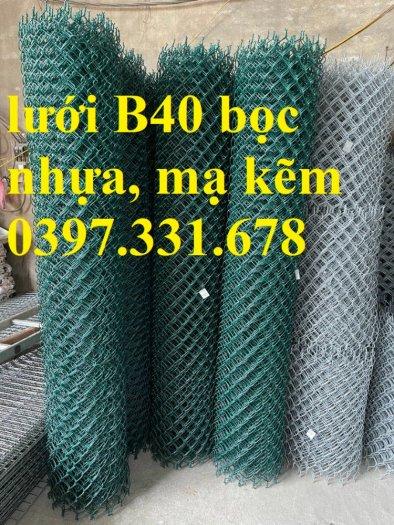 Nơi mua lưới B40 bọc nhựa giá rẻ tại Hà Nội2