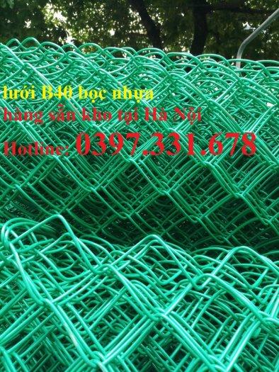 Nơi mua lưới B40 bọc nhựa giá rẻ tại Hà Nội1