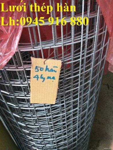 Lưới mạ kẽm hàn ô vuông 50x50 dây 2mm khổ 1mx30m và 1.2mx30m hàng có sẵn11