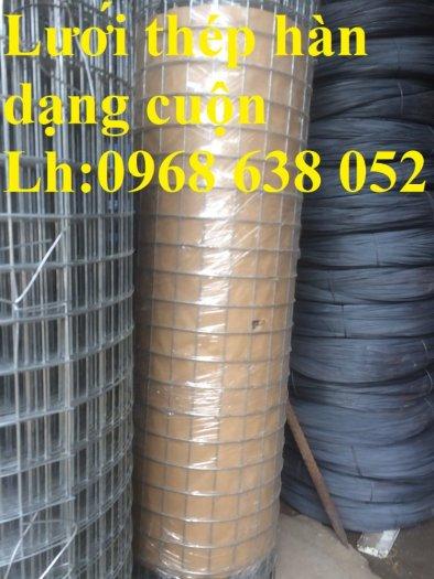 Lưới mạ kẽm hàn ô vuông 50x50 dây 2mm khổ 1mx30m và 1.2mx30m hàng có sẵn1