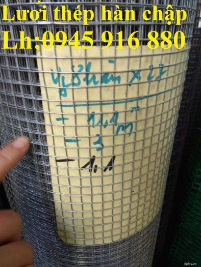 Sản xuất lưới thép hàn mạ kẽm dây 2ly, 2.5ly, 3ly, 4ly  ô lưới 50x50mm dạng tấm, cuộn giá sỉ23