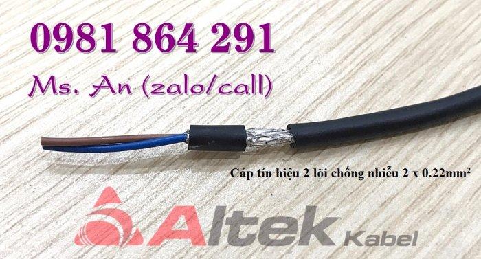 Cáp âm thanh chống nhiễu Altek Kabel giá rẻ sẵn kho HN3