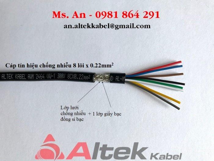 Cáp âm thanh chống nhiễu Altek Kabel giá rẻ sẵn kho HN2