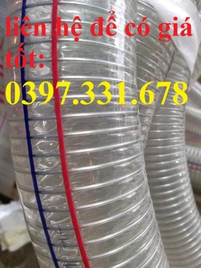 Ống nhựa lõi thép dẫn thực phẩm, nước sạch giá rẻ tại Hà Nội0