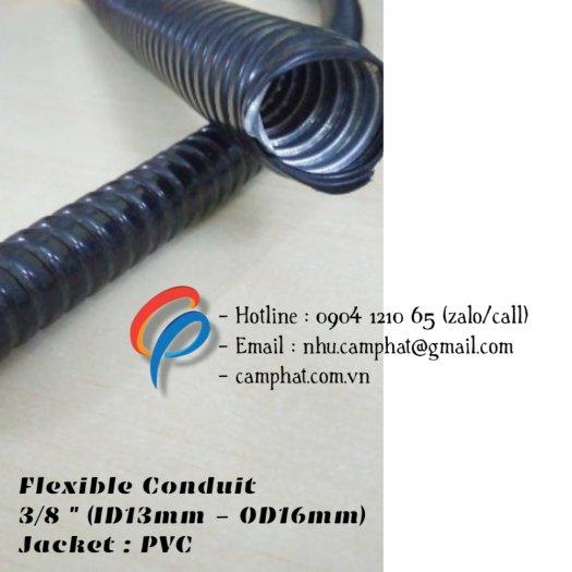 FLEXIBLE CONDUIT 3/8 inch bọc nhưa PVC (D16)5