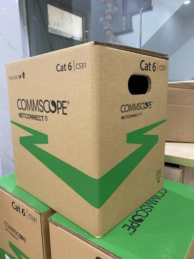 Cáp mạng Cat6 UTP COMMSCOPE | PN: 1427254-60