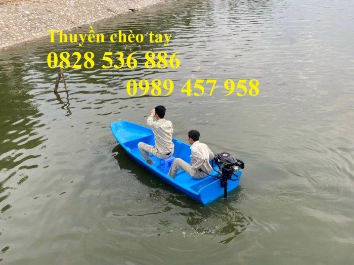 Thuyền chèo tay cho 3 người, Thuyền composite chở 4-5 người, Thuyền cano chở 6 người2