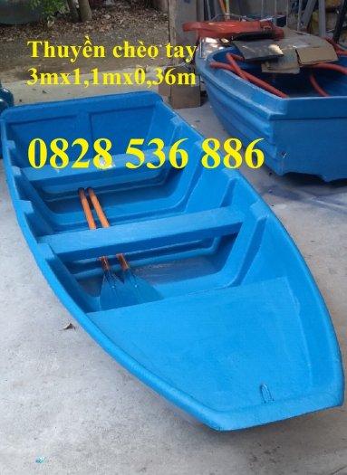 Thuyền chèo tay cho 3 người, Thuyền composite chở 4-5 người, Thuyền cano chở 6 người1