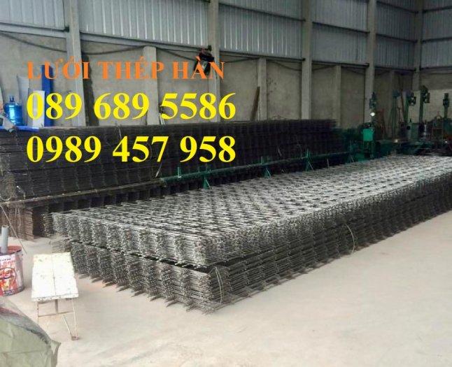 Lưới chống nứt sàn, Lưới chống nóng, Lưới thép hàn có sẵn D3, D4, D61