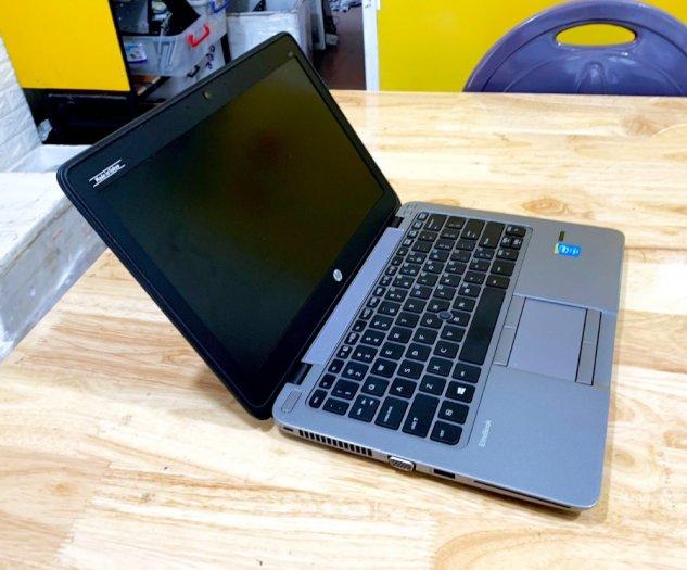 Laptop HP Elitebook 820-G2 Core i7-5600U Ram 4GB SSD 180GB VGA ON Màn Hình 12.5 Inch Máy Vỏ Nhôm3