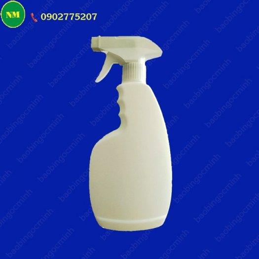 Cung cấp Bình xịt khử khuẩn, chai xịt đựng gel rửa tay khô.5
