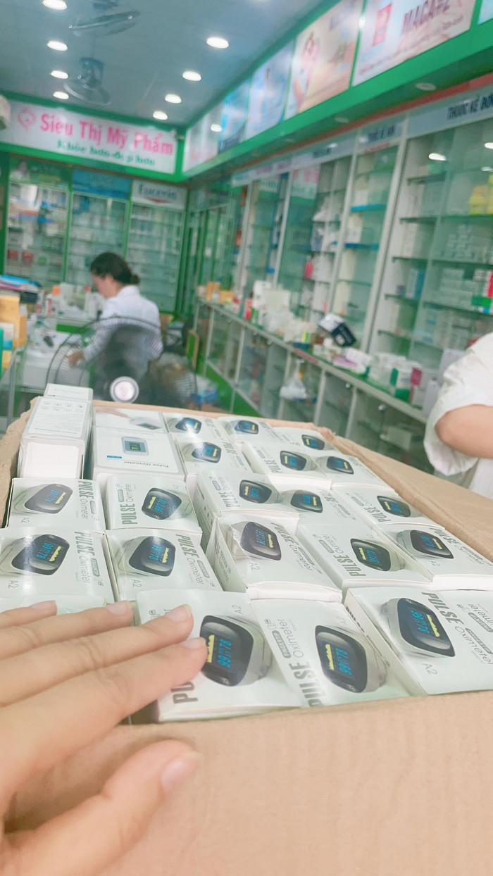 Mua Máy đo nồng độ oxy trong máu Sp02 ( spo2) Oximeter -nguồn hàng sỉ, cộng tác viên bán hàng nhập sỉ liên hệ 0938 39 59 39 6
