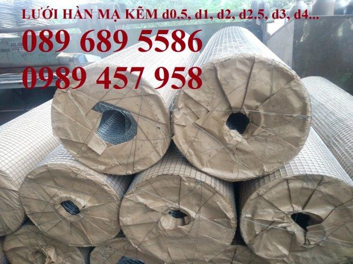 Lưới trát tường 10x10, Lưới chống nứt 6x12, Lưới mạ kẽm 1ly, 1,5ly ô 15x15, 20x208