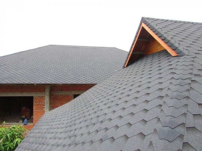 Ngói lợp nhà cao cấp nhập khẩu 3D cho mái, tấm lợp bitum rắc đá màu9