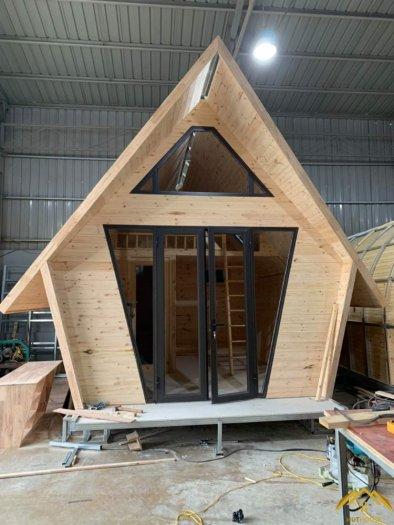 Ngói lợp nhà cao cấp nhập khẩu 3D cho mái, tấm lợp bitum rắc đá màu3