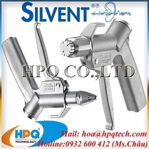 Súng khí Silvent   Đầu phun khí Silvent   Đại lý chính hãng Silvent Việt Nam0