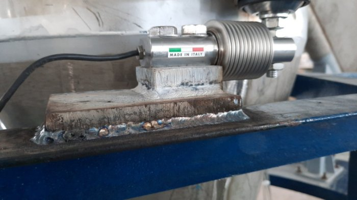 Loadcell chống rung BBF sản xuất chính hãng Italy. Chuyên dùng cho Cân băng tải, cân bồn, silo...4