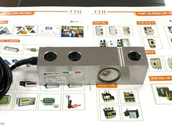 Loadcell thanh SBR sản xuất tại Italy. Cấp bảo vệ IP68 chống nước, bụi...Cung cấp đầy đủ CO CQ3