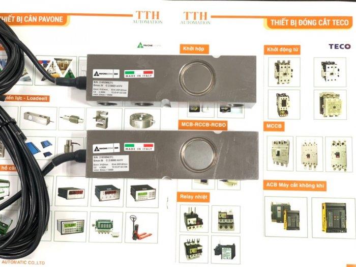 Loadcell thanh SBR sản xuất tại Italy. Cấp bảo vệ IP68 chống nước, bụi...Cung cấp đầy đủ CO CQ2
