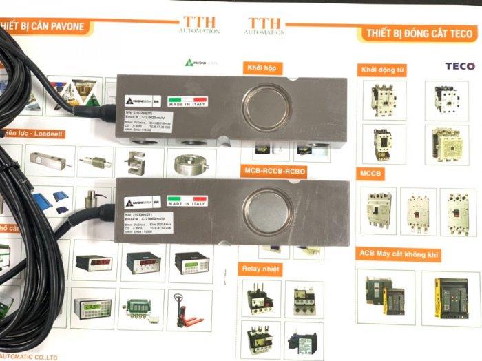 Loadcell thanh SBR sản xuất tại Italy. Cấp bảo vệ IP68 chống nước, bụi...Cung cấp đầy đủ CO CQ0