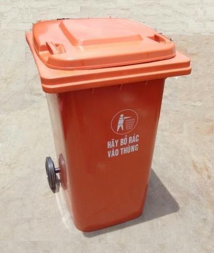Thùng rác nhựa 240l0