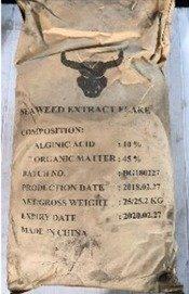 Seaweed extract flake (Rong biển) – Trung Quốc0