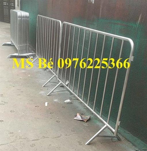 Hàng rào di động mạ kẽm, hàng rào an ninh, hàng rào bảo vệ4