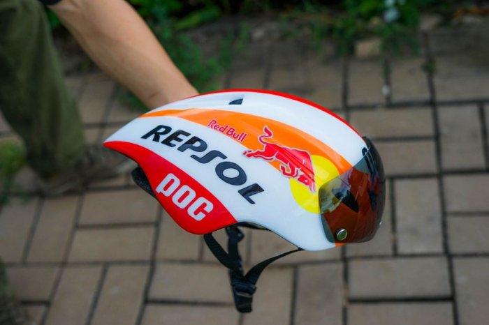 Mũ bảo hiểm thể thao Poc 01 Repsol2