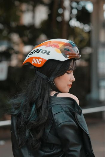 Mũ bảo hiểm thể thao Poc 01 Repsol0