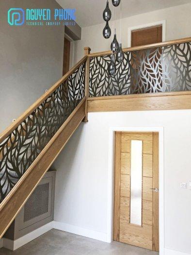 Cầu thang CNC sắt mỹ thuật bền-rẻ-đẹp mang lại không gian hiện đại đẳng cấp4