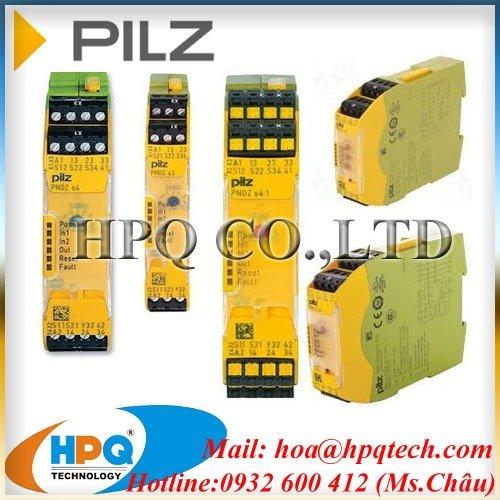 Rơ le an toàn Pilz   Bộ điều khiển Pilz   Pilz Việt Nam2