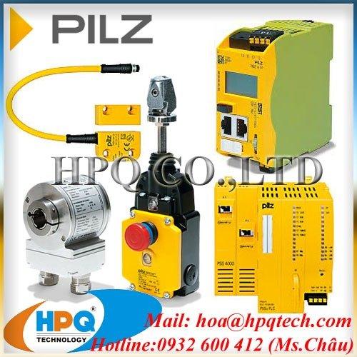 Rơ le an toàn Pilz   Bộ điều khiển Pilz   Pilz Việt Nam0