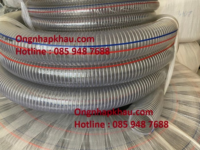 Chuyên cung cấp ống nhựa mềm lõi thép phi 13, phi 16, phi 19,....4