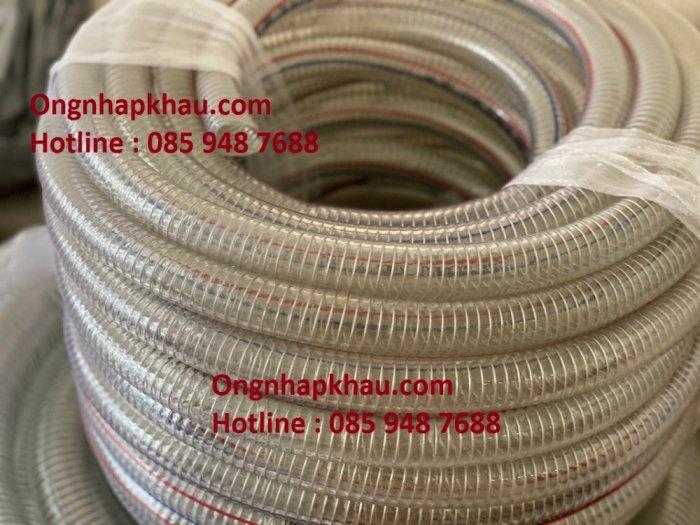 Chuyên cung cấp ống nhựa mềm lõi thép phi 13, phi 16, phi 19,....3