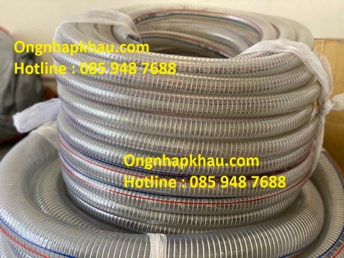 Chuyên cung cấp ống nhựa mềm lõi thép phi 13, phi 16, phi 19,....0