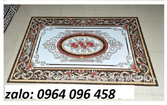 Gạch thảm lát nền trang trí phòng khách - KFCX43