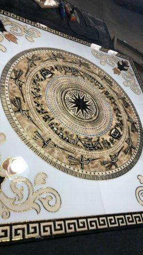 Gạch thảm lát nền trang trí phòng khách - KFCX41