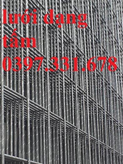 Lưới thép hàn phi 4 ô(50x50), ô(100x100), ô (150x150) hàng sẵn kho5