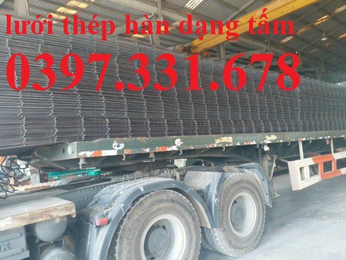 Lưới thép hàn phi 4 ô(50x50), ô(100x100), ô (150x150) hàng sẵn kho4