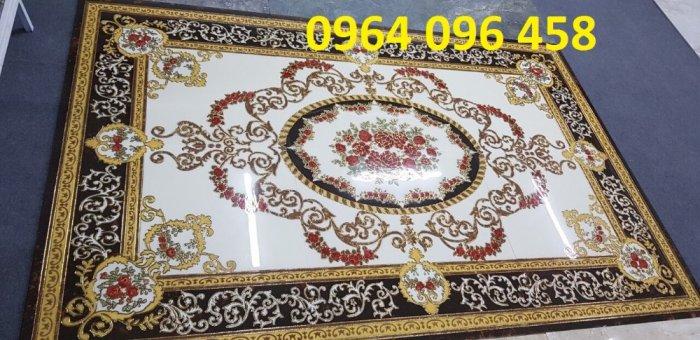 Những mẫu gạch thảm lát nền phòng khách - YTRE36