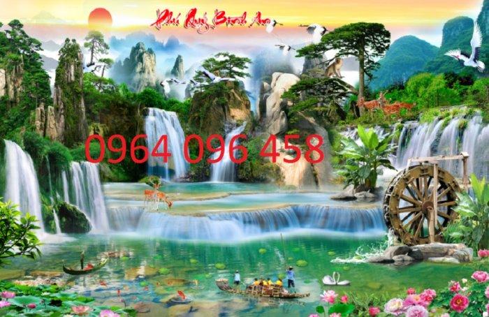 Tranh gạch 3d - gạch tranh 3d trang trí - KHD321