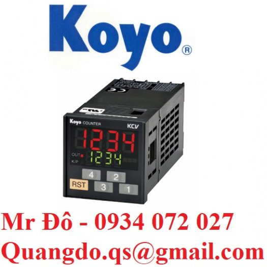 Cảm biến Koyo tại Việt Nam4