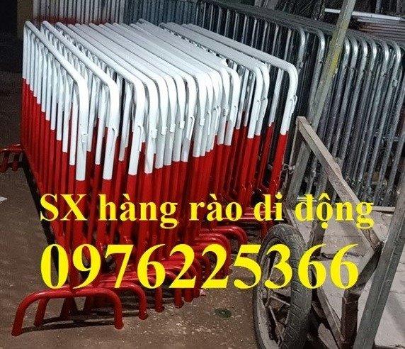 Khung Rào Chắn Di Động, Hàng Rào Barie Ngăn Cách Giá Tốt Tại Hà Nội5