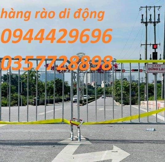 Khung hàng rào di động, chuyên sản xuất các loại hàng giá tốt0
