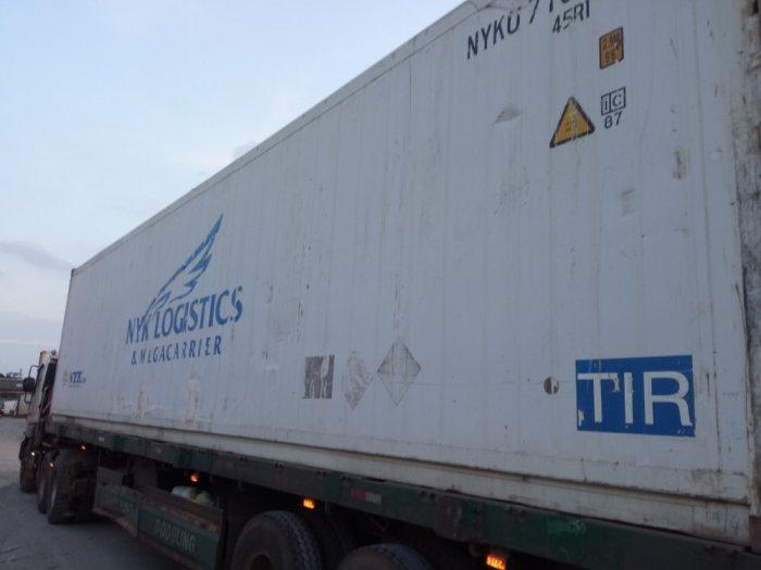 Bán và cho thuê container lạnh làm kho1