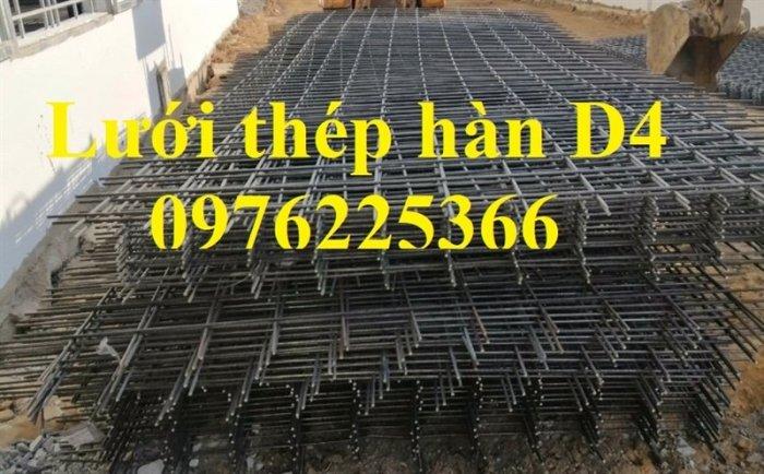 Lưới thép D4, lưới thép hàn D4, lưới thép hàn đổ sàn, đổ mái8