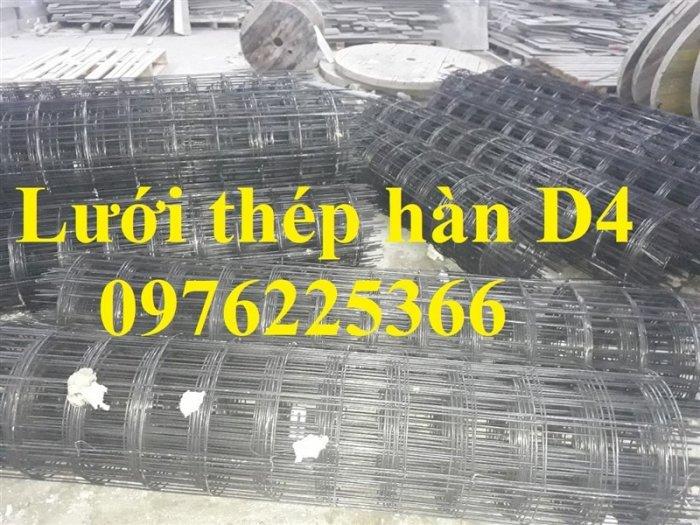 Lưới thép D4, lưới thép hàn D4, lưới thép hàn đổ sàn, đổ mái7