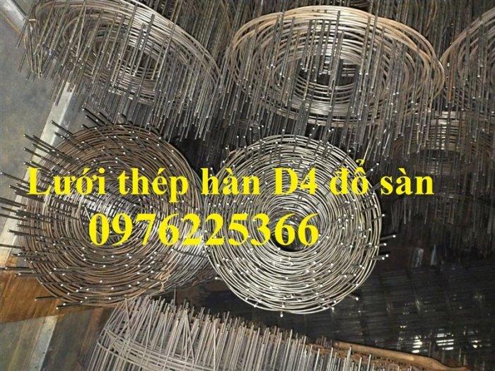 Lưới thép hàn D4 A100, D4a150, D4a200, lưới thép đổ sàn, lưới thép hàn đổ mái5
