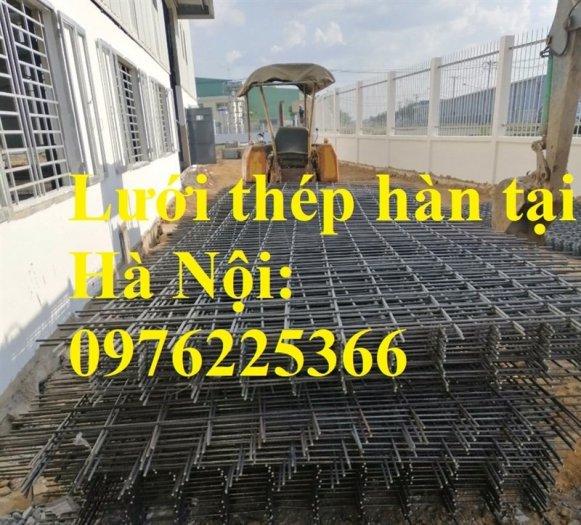 Lưới thép hàn D4 A100, D4a150, D4a200, lưới thép đổ sàn, lưới thép hàn đổ mái1